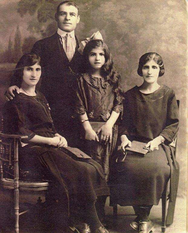 Hekimyan Family of Tigranakent.