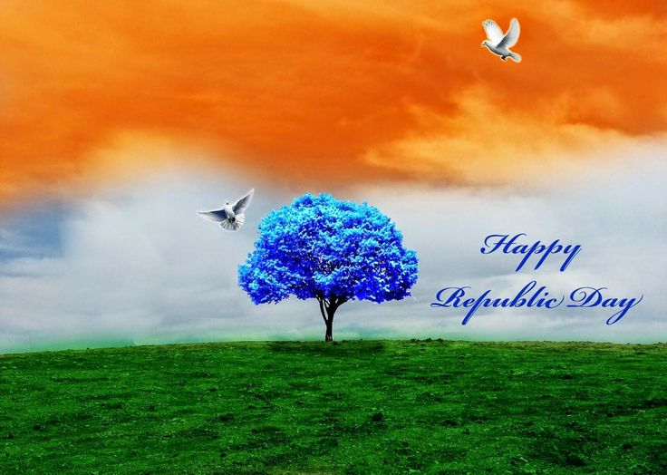 Advance Republic Day Whatsapp Sms With Pics