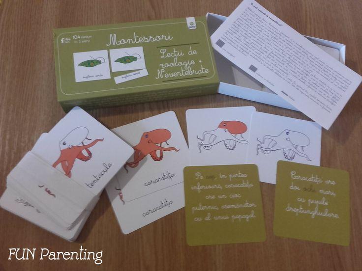 Despre materialele Montessori de la editura Gama v-am mai povestit în două articole: - Cărți de joc Montessori, potrivite pentru copii peste 2 ani - Caiete de lucru Montessori, recomadate peste vâr...