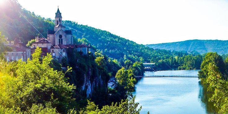 GR652: Dordogne, Lot & Garonne Valleys