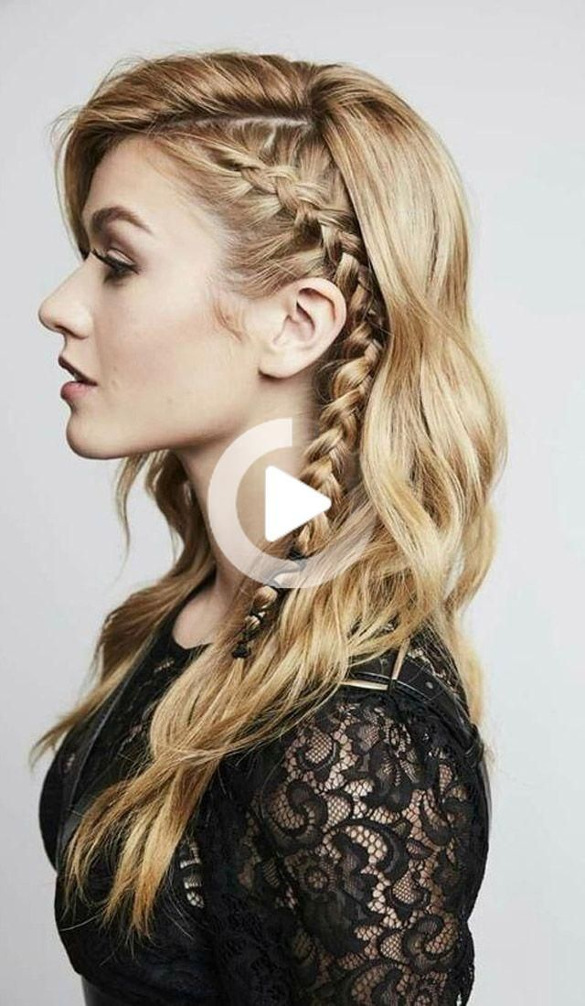 Pin On Hair In 2020 Braided Hairstyles Braided Hairstyles Easy Cute Hairstyles For Short Hair