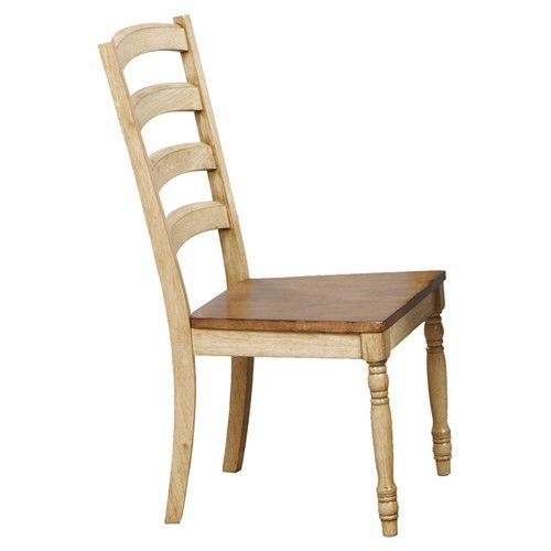 Winners Only, Inc. Quails Run Ladder Back Side Chair U0026 Reviews | Wayfair