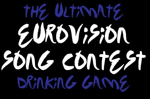 The Ultimate Eurovision Drinking Game