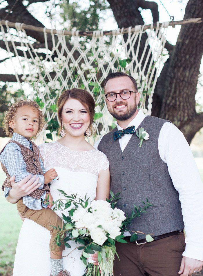 small intimate weddings southern california%0A Chelsea and Jared u    s Vintage AtHome Louisiana Wedding