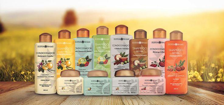 Packs Surya Brasil shampoo + acondicionador+ mascariila de tratamiento a solo $10.990 en http://tienda.cabellosyhierbas.cl/suryamama/