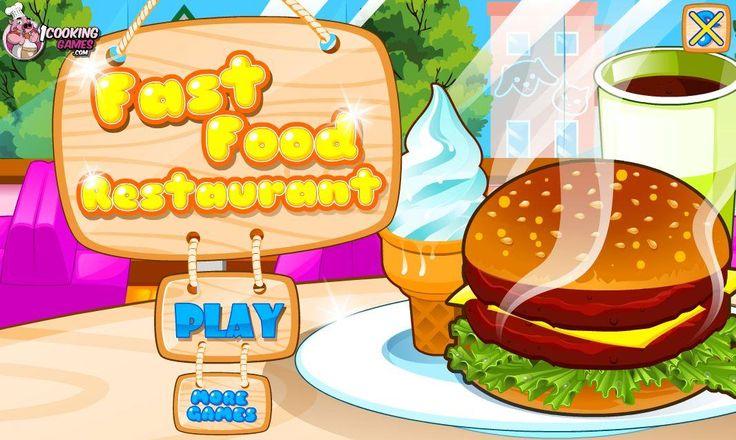 Pracujesz w fast-foodzie. Przygotuj pyszne burgery dla klientów! Na ubieranki.eu znajdziesz ciekawe gry dla dziewczyn