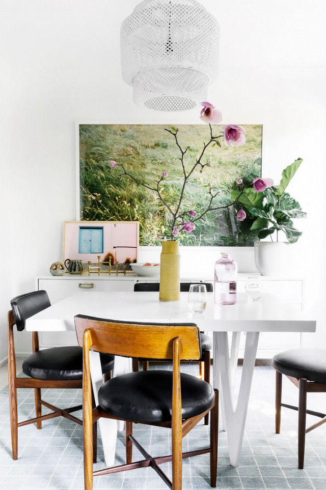 how to refresh my space for spring