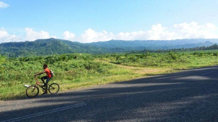 One of the best places for pedal power is New Ireland in the country's north east. The Province boasts seemingly endless beaches, majestic mountains and a beautiful harbour making it the perfect backdrop for a cycling tour. https://gudmundurfridriksson.wordpress.com/2016/03/03/pedalling-png/