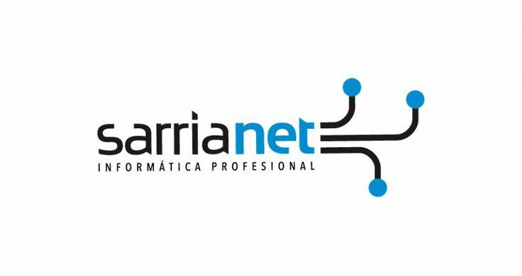 Imagen Corporativa desarrollada para Sarrianet