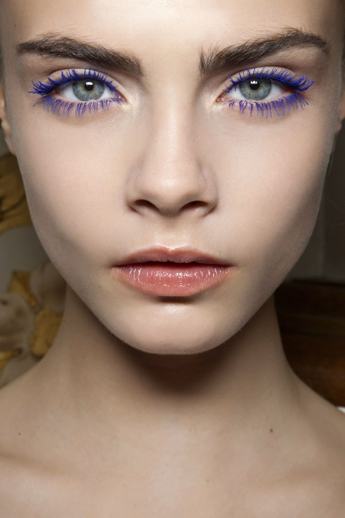 A Foolproof Guide to Wearing Colored Mascara, According to Your Eye Color