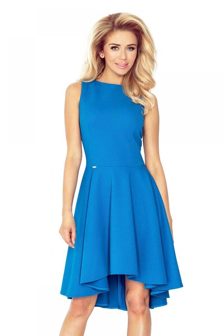 Κλος ασύμμετρο φόρεμα.95% Polyester 5% Spandex