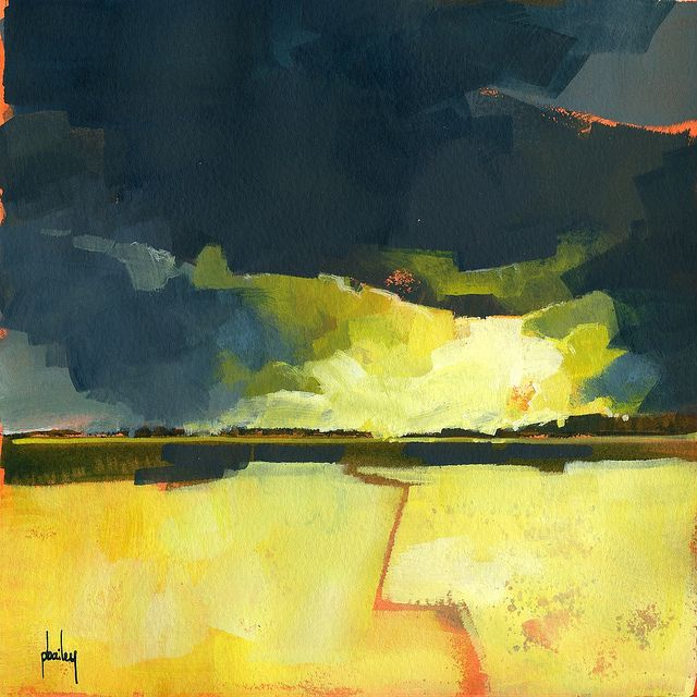 Breaking through8 x 8 inches2012