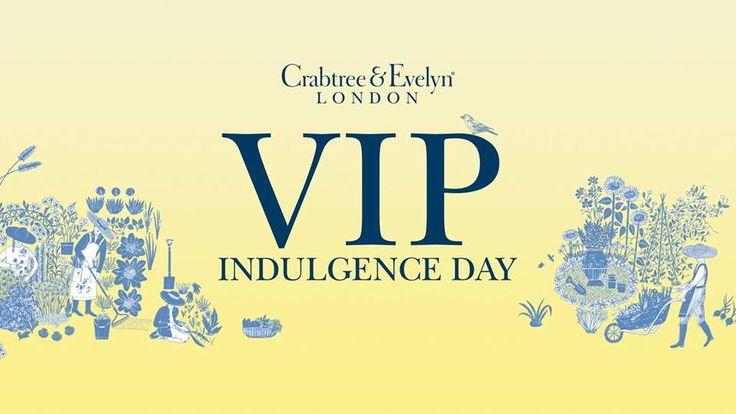 28-30 Jul 2016: Crabtree & Evelyn Suria KLCC VIP Indulgence Day