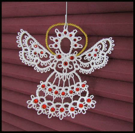 Angel... tatting