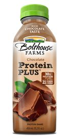 Bolthouse Farms - BEVERAGES - Chocolate Protein Plus