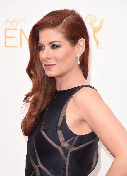 Debra Messing | 21 Celebrity Redheads to Admire Because The Rarest Hair Color Should Get Some Love | Bustle