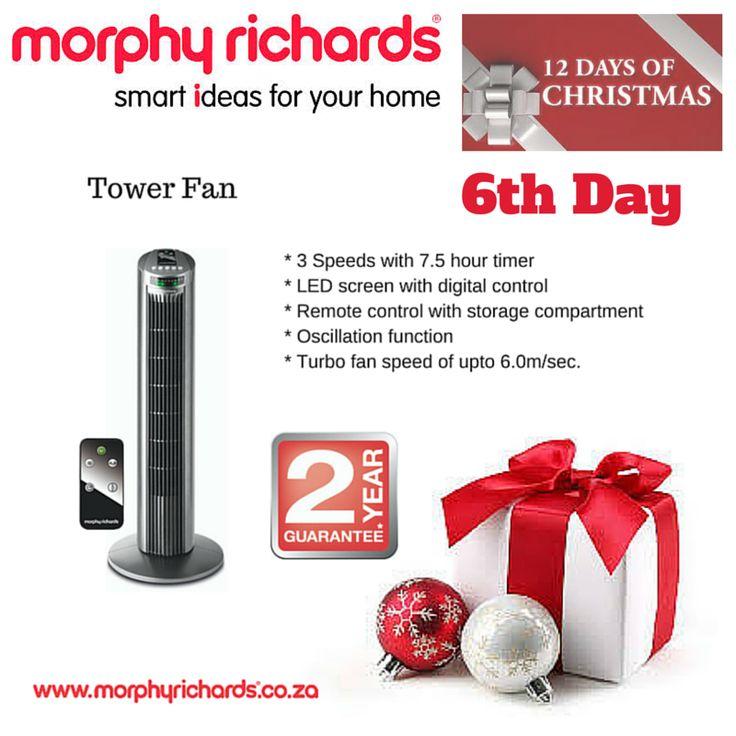6th Day - Tower Fan