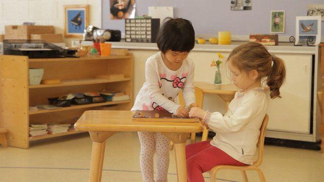 Montessori Guide- a large collection of beautiful videos of glimpses into Montessori classrooms