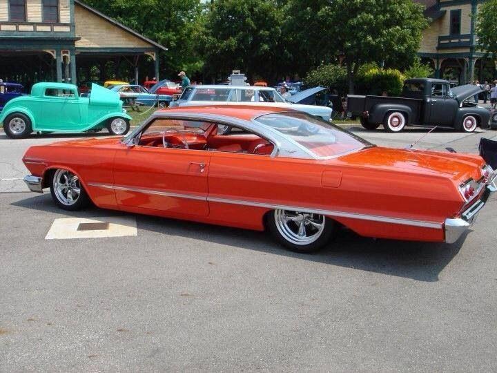 1963 impala bubble top