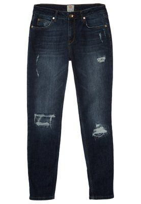 ASHLEY - Jeansy Relaxed fit - dark wash