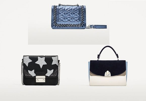 Borse Zara handbag