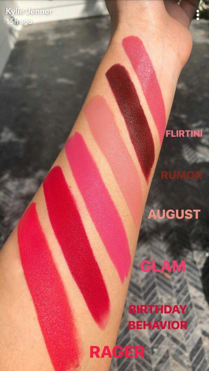 Matte Lipstick by Kylie Cosmetics #14