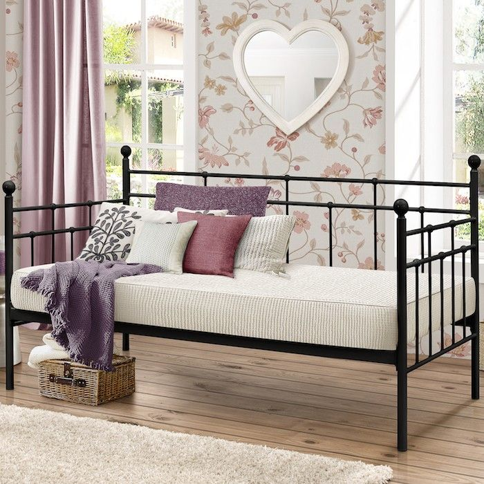 17 best ideas about metal daybed on pinterest daybeds daybed ideas and daybed room