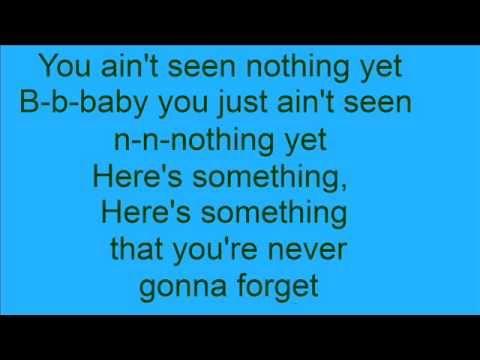 Ain nothing about you lyrics