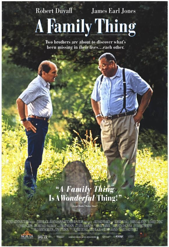 Loved this one with James Earl Jones and Robert Duvall