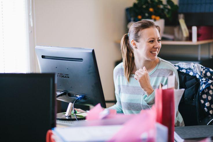 Inside SocialBakers Offices