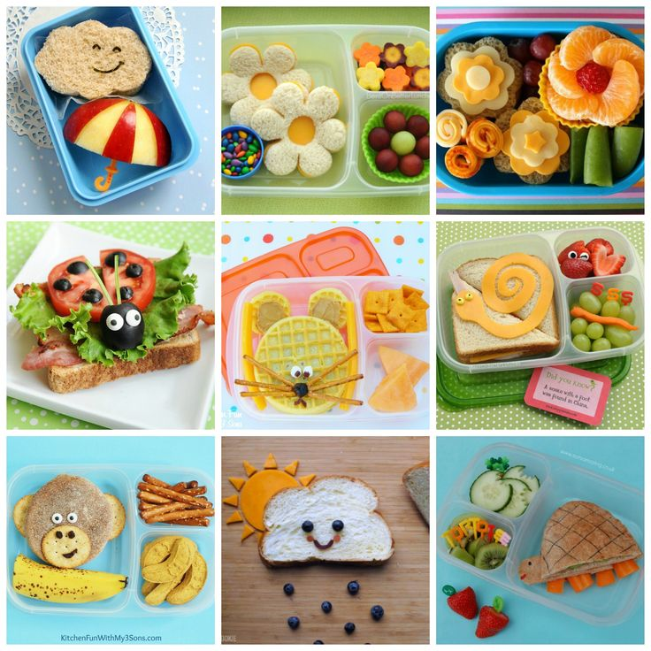 30+ School Lunch Ideas for Picky Eaters – Happiness is Homemade