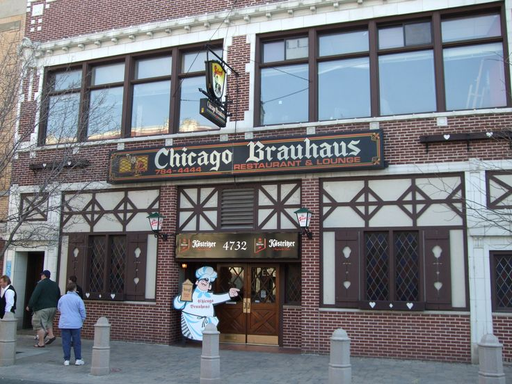 'Chicago Brauhaus' Restaurant - Lincoln Square
