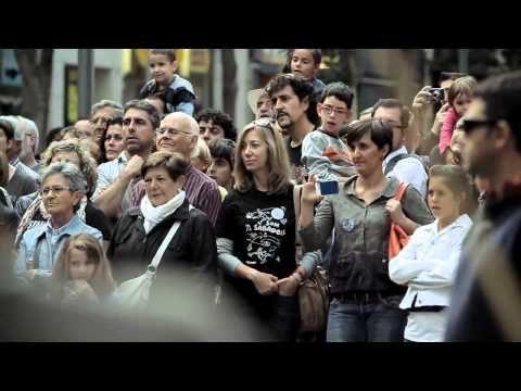 Himno de la Alegria - Música en la Calle  (Song of Joy - Music in the Street)