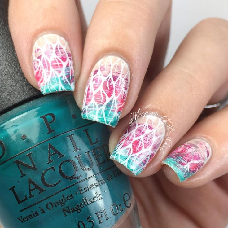 uber chic beauty stamping plate Nail Art is so easy and it looks awesome! Nail stamping rocks! Nail art by Uber Chic Beauty stamps! Can't wait to try this out for my next manicure!