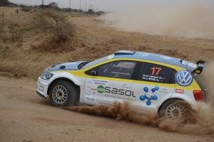 Volkswagen Sasolracing Team Ready for Final Round of the National Rally Season