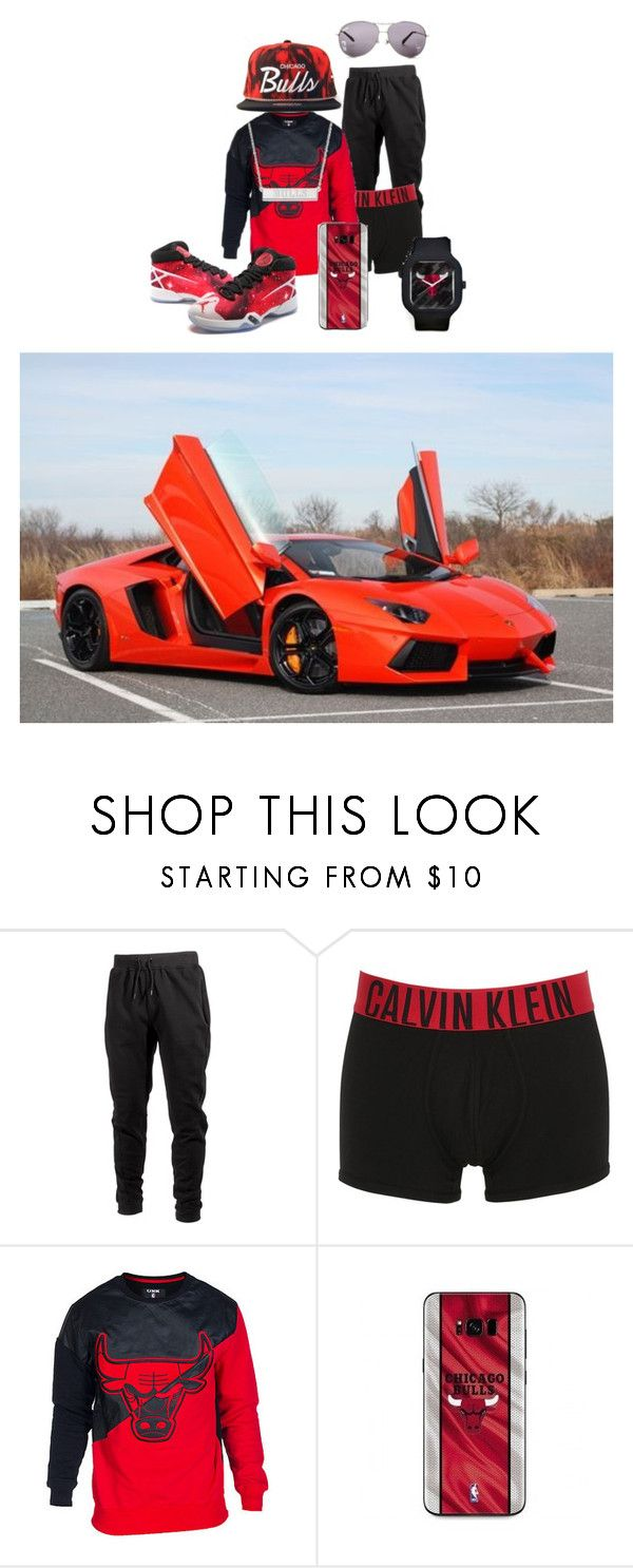 """Super Fly"" by lovesehunair on Polyvore featuring Ideology, Calvin Klein Underwear, men's fashion and menswear"