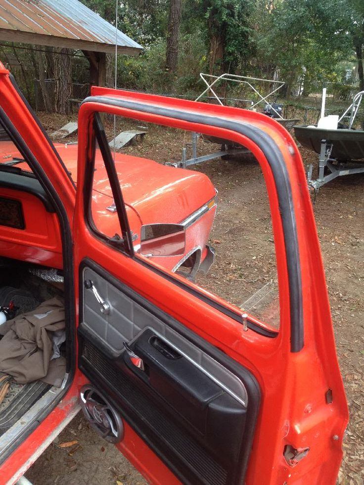 1973 1979 Ford Truck 1978 1979 Ford Bronco Mirrors Door