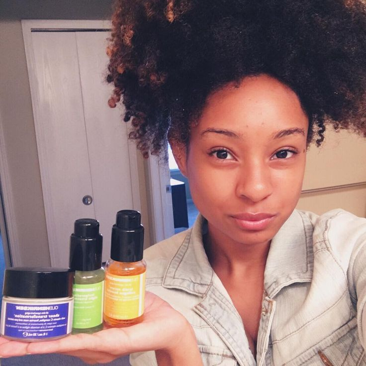 Preen.Me VIP Donyell captivates with renewed and rejuvenated skin using her gifted  #OleHenriksen 3 Little Wonders Kit. Reveal fresh and glowing skin by clicking through.