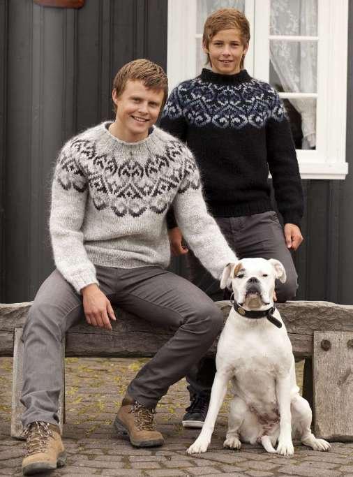 Icelandic woolen jumper