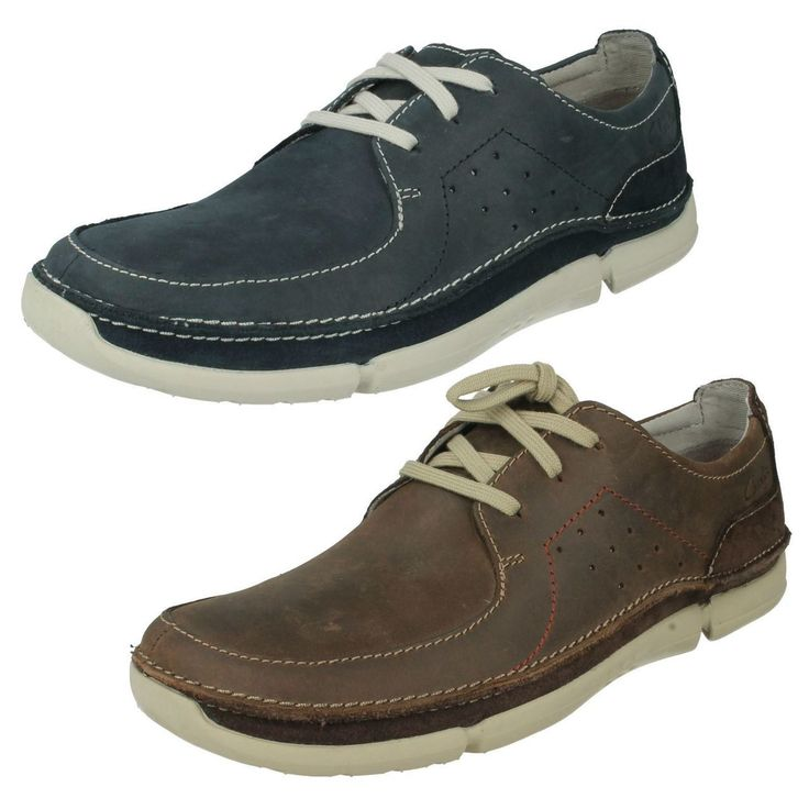 United Footwear - Men's Clarks Lightweight Casua Lace Up Shoes Trikelyon Fly, �69.99 (http://united-footwear.co.uk/mens-clarks-lightweight-casua-lace-up-shoes-trikelyon-fly/)