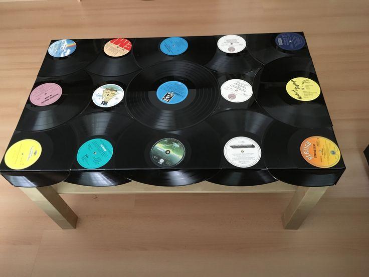 Vinyl Table