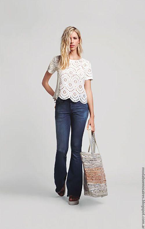 moda+pantalones+verano+2017+oxford+verano.jpg (500×788)
