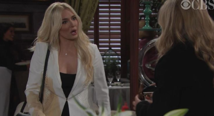 Sneak Peek: RHOBH's Erika Girardi and Eileen Davidson Face Off on The Young and the Restless (VIDEO). RHOBH's Erika Girardi and Eileen Davidson Face Off on Y&R