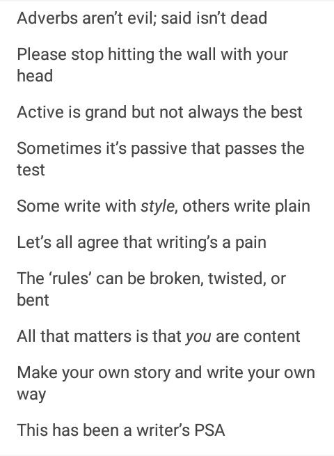 This is your story, the words are just tools. So while you are the writer, you make the rules.