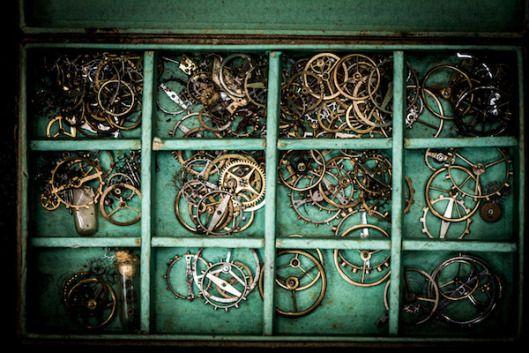 Watch movements #box #watchmaking #jewellery Benjamin Black Goldsmiths.