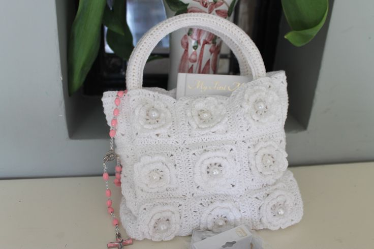 First Holy Communion Purse