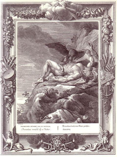5.Ο Προμηθέας.... ήταν μυθική μορφή της αρχαιότητας. Γιος του Τιτάνα Ιαπετού και της Ωκεανίδας Ασίας ή Θέμιδας ή Αίθρας ή Κλυμένης. Αδέλφια του ήταν οι Ιαπετίδες Επιμηθέας, Άτλας και Μενοίτιος...........