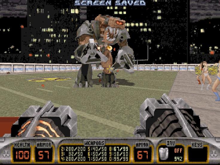 Duke Nukem 3D - PC - 1996