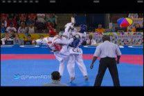 El Combate De Taekwondo Que Le Ganó El Dominicano Moisés Hernández A Oponente Canadiense #Video
