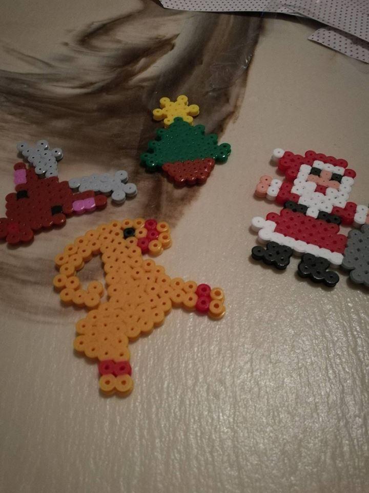 Hama julekalender